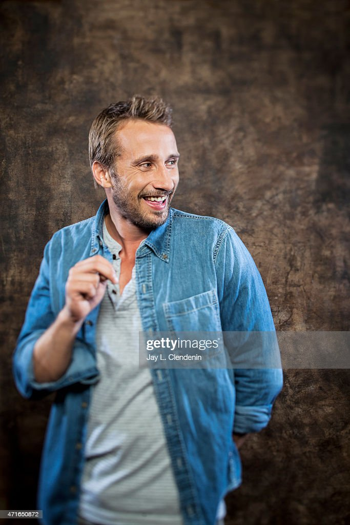 Matthias Schoenaerts, Los Angeles Times, September 5, 2014