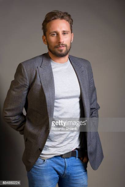 Actor Matthias Schoenaerts is photographed for Self Assignment on September 6 2016 in Venice Italy