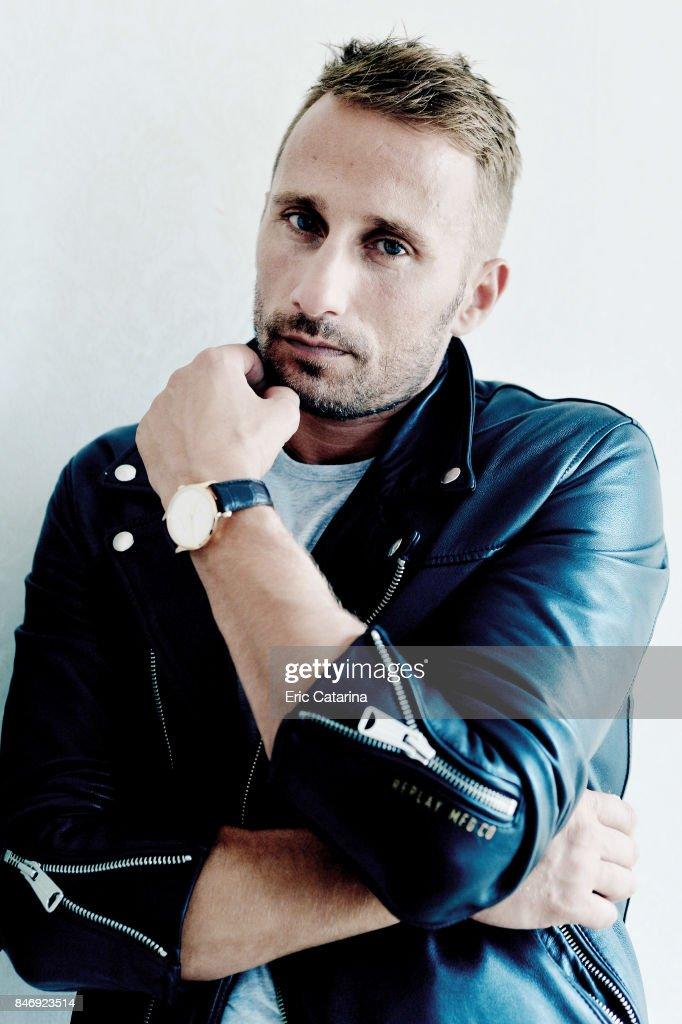 Matthias Schoenaerts, 2017 Venice Film Festival, Self Assignment, September 2017 : News Photo