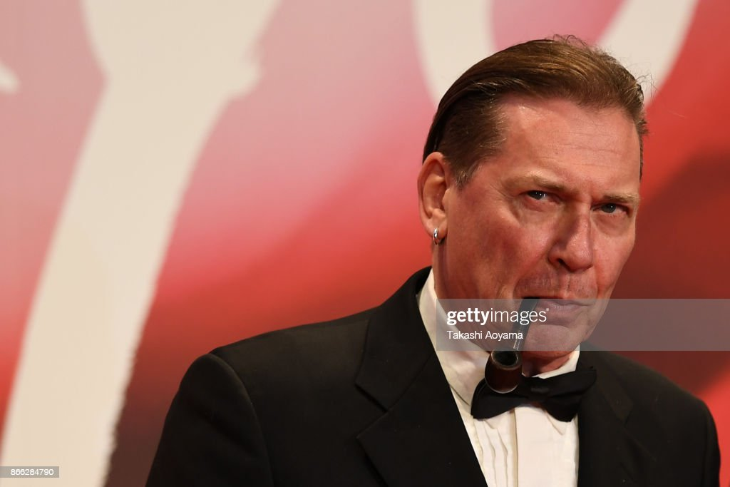 Actor Matti Onnismaa attends the red carpet of the 30th Tokyo International Film Festival at Roppongi Hills on October 25, 2017 in Tokyo, Japan.