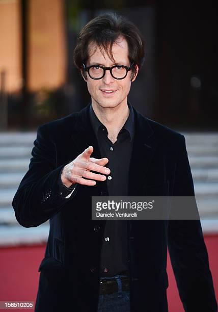 Actor Mattias Ripa attends the 'La Bande Des Jotas' Premiere during the 7th Rome Film Festival at Auditorium Parco Della Musica on November 16, 2012...