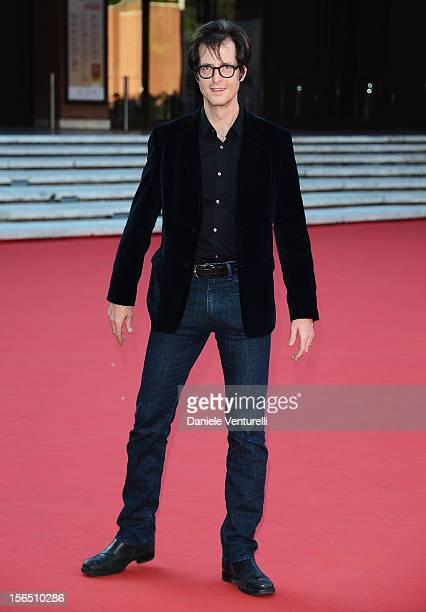 Actor Mattias Ripa attends the 'La Bande Des Jotas' Premiere during the 7th Rome Film Festival at Auditorium Parco Della Musica on November 16 2012...