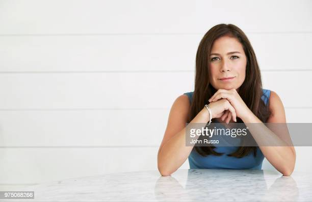 Actor Maura Tierney is photographed for Viva magazine on September 16 2016 in Los Angeles California