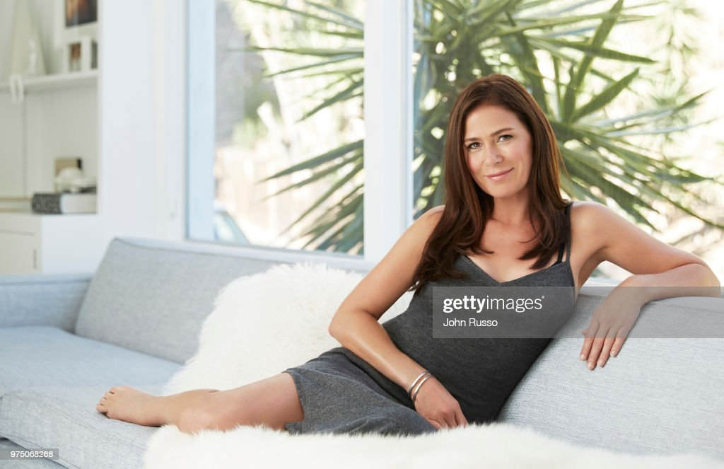 Actor Maura Tierney is photographed for Viva magazine on September 16, 2016 in Los Angeles, California.