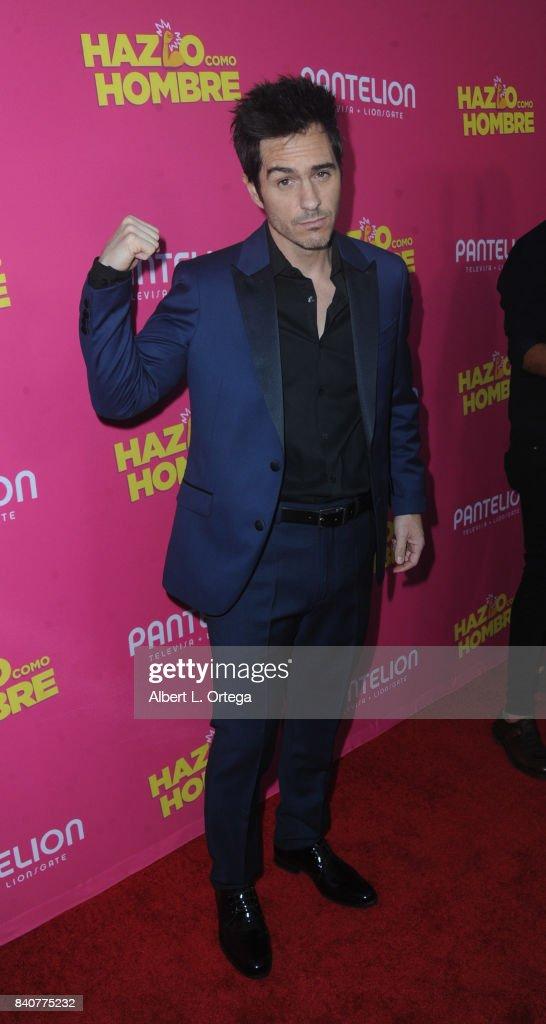 """Premiere Of Pantelion Films' """"Hazlo Como Hombre"""" - Arrivals"""