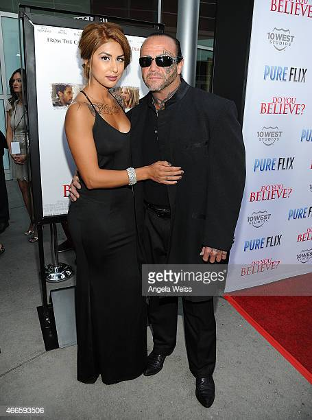 Actor Maverick von Haug attends the Premiere of Pure Flix's Do You Believe at ArcLight Hollywood on March 16 2015 in Hollywood California