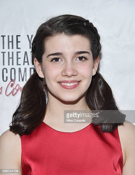 Actor Mavis SimpsonErnst attends 'You're A Good Man Charlie Brown' Opening Night After Party at Dylan's Candy Bar on May 31 2016 in New York City