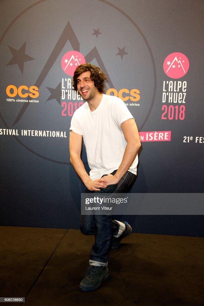 21st L'Alpe D'Huez International Comedy Film : Day Two