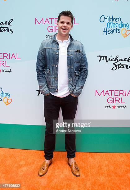 Actor Max Carver attends Children Mending Heart's 7th Annual Empathy Rocks fundraiser on June 14 2015 in Malibu California