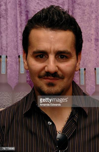 Actor Max Casella attends the Belvedere Vodka Beauty Bar at the HBO Luxury Lounge held at The Four Seasons Hotel on September 15 2007 in Beverly...