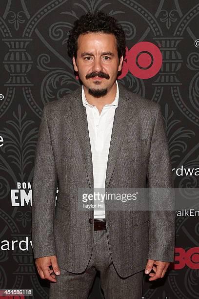 Actor Max Casella attends the final season premiere of Boardwalk Empire at Ziegfeld Theatre on September 3 2014 in New York City