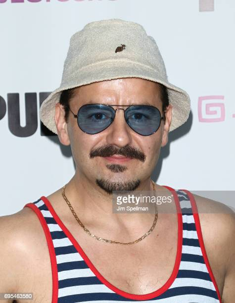 Actor Max Casella attends the 'Julius Caesar' opening night at Delacorte Theater on June 12 2017 in New York City