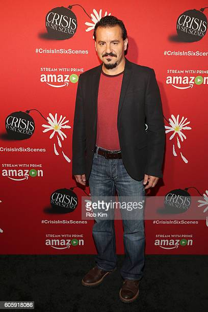 Actor Max Casella attends the world premiere of 'Crisis in Six Scenes' at the Crosby Street Hotel on September 15 2016 in New York City