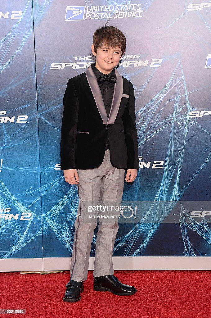 """The Amazing Spider-Man 2"" New York Premiere - Inside Arrivals"