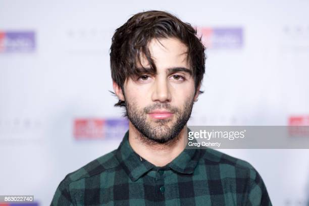 Actor Max Ehrich arrives for the Childhelp Hosts An Evening Celebrating Hollywood Heroes at Riviera 31 on October 18 2017 in Beverly Hills California
