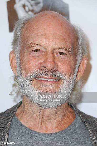 Actor Max Gail arrives to the Carney Awards Honors Character Actors at The Paley Center for Media on November 1 2015 in Beverly Hills California