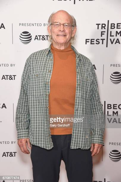 Actor Max Gail attends a screening of Abundant Acreage Available during the 2017 Tribeca Film Festival at Cinepolis Chelsea on April 20 2017 in New...