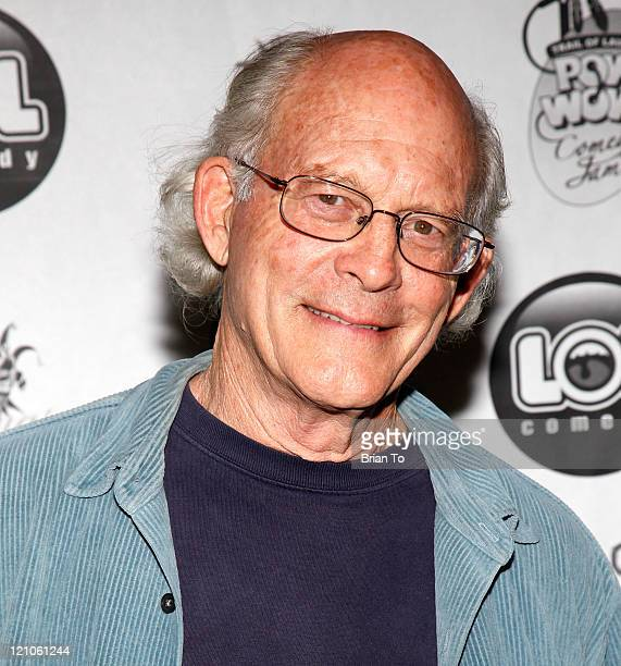 Actor Max Gail attends Showtime's Comedy Goin' Native The American Indian Comedy Slam Premiere at Screen Actors Guild Actor Center on January 18 2010...