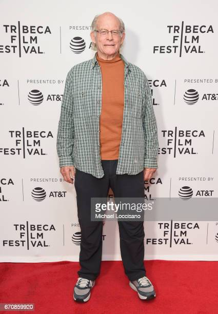 Actor Max Gail attends the Abundant Acreage Available Premiere during 2017 Tribeca Film Festival at Cinepolis Chelsea on April 20 2017 in New York...