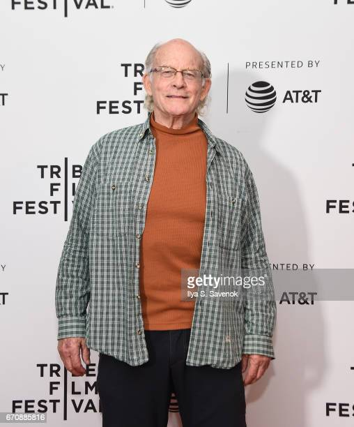 Actor Max Gail attends the screening of Abundant Acreage Available during the 2017 Tribeca Film Festival at Cinepolis Chelsea on April 20 2017 in New...