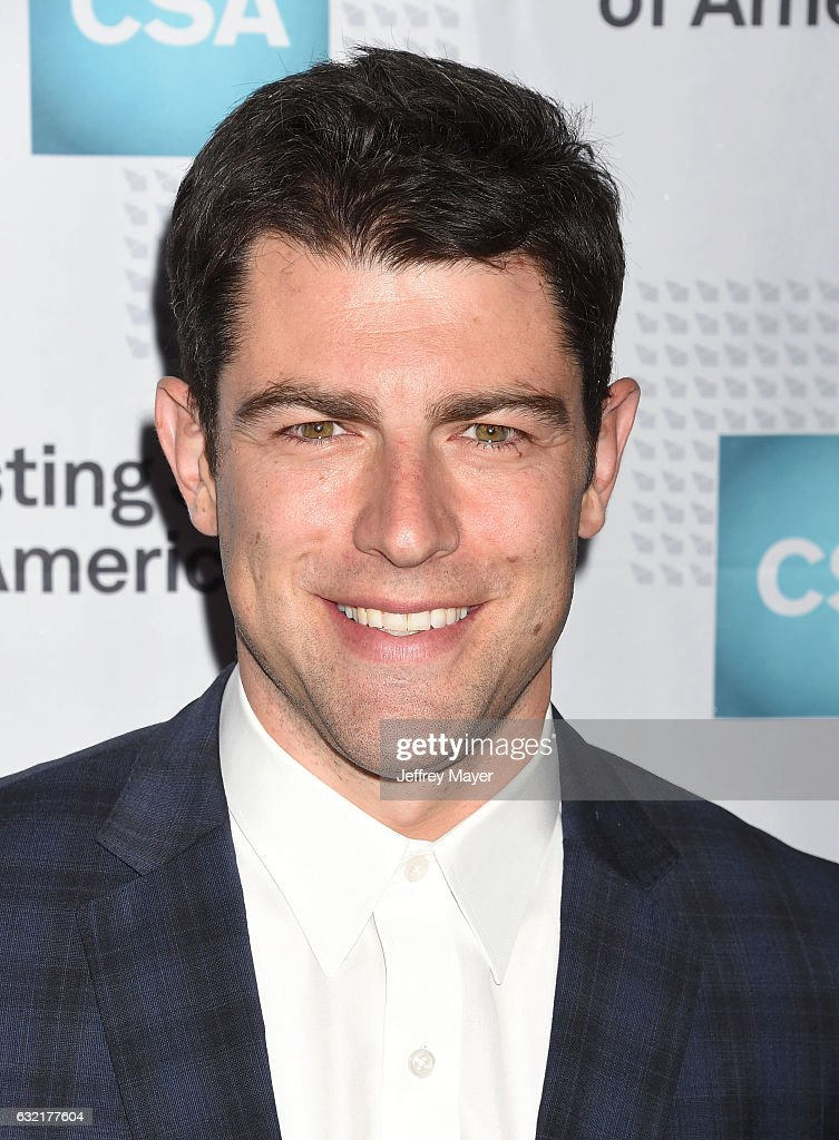 Actor Max Greenfield arrives at the 2017 Annual Artios Awards at The Beverly Hilton Hotel on January 19, 2017 in Beverly Hills, California.