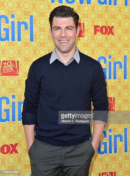 Actor Max Greenfield arrives to The Academy of Television Arts Sciences' screening of Fox's 'New Girl' at Leonard H Goldenson Theatre on May 7 2012...