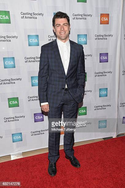 Actor Max Greenfield attends the 2017 Annual Artios Awards at The Beverly Hilton Hotel on January 19 2017 in Beverly Hills California