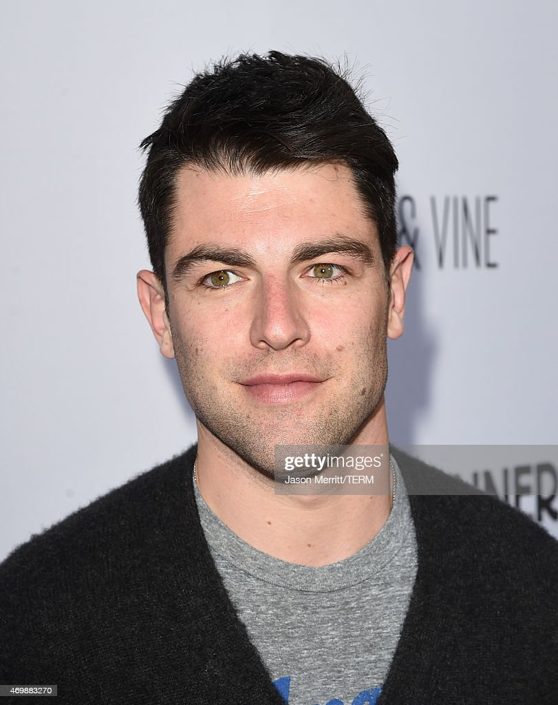 Actor Max Greenfield attends the premiere of 'Adult Beginners' at ArcLight Hollywood on April 15, 2015 in Hollywood, California.
