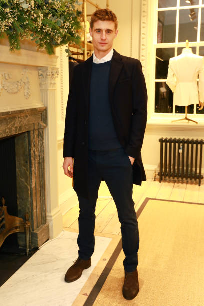 GBR: Hackett Celebrates The Opening Of The New Global Flagship Store, J.P Hackett, at No.14 Savile Row