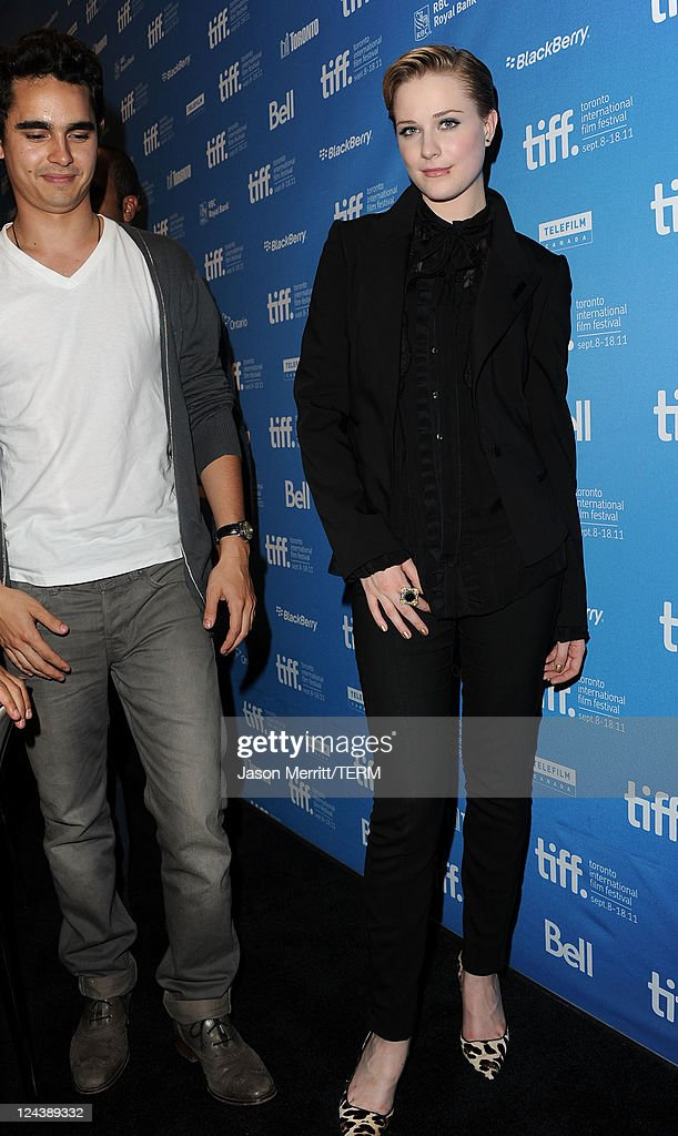 """""""The Ides Of March"""" Press Conference - 2011 Toronto International Film Festival : News Photo"""