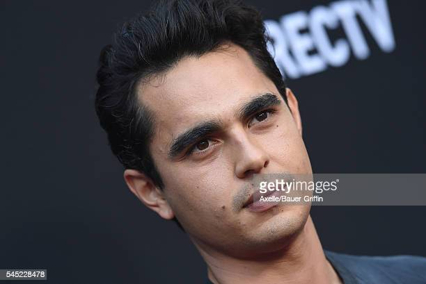 Actor Max Minghella arrives at the premiere of A24's 'Into The Forest' at ArcLight Hollywood on June 22 2016 in Hollywood California