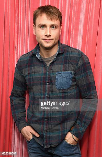 Actor Max Riemelt attends Park City Live Presents The Hub Featuring The Marie Claire Studio and the 4K ULTRA HD Showcase Brought to You by the...