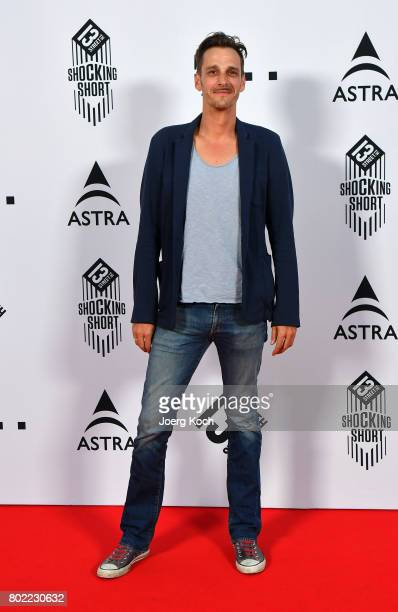 Actor Max von Thun attends the Shocking Shorts Award 2017 during the Munich Film Festival on June 27 2017 in Munich Germany