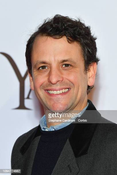 Actor Maxime d'Aboville attends 'Yao' Paris Premiere at Le Grand Rex on January 15 2019 in Paris France