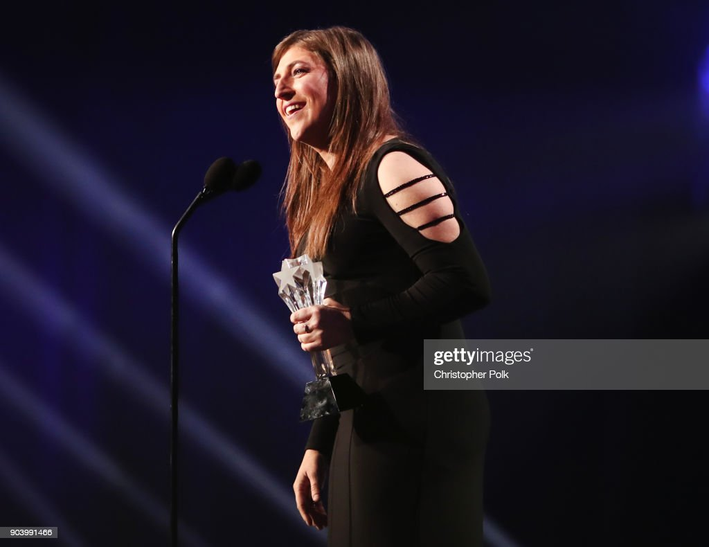 The 23rd Annual Critics' Choice Awards - Inside : News Photo