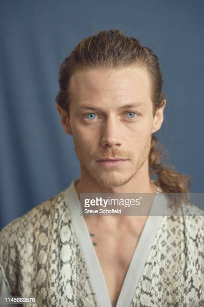 Actor McCaul Lombardi is photographed on May 19 2019 in Cannes France