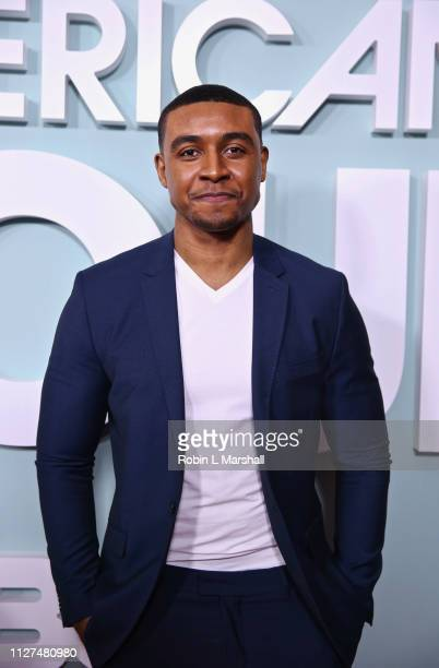 Actor McKinley Freeman attends BET's 'American Soul' Red Carpet at Wolf Theatre on February 04 2019 in North Hollywood California
