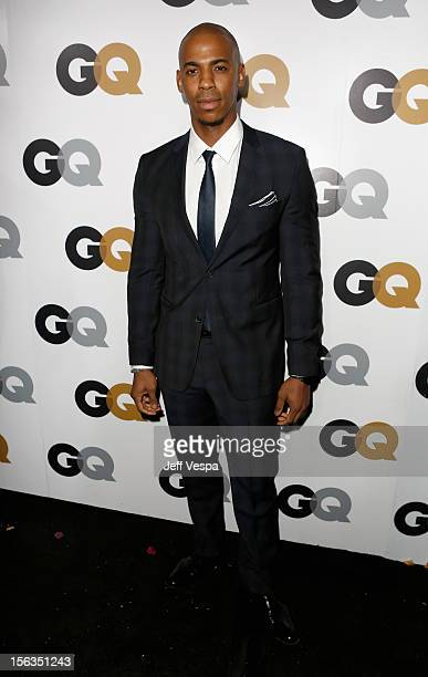 Actor Mehcad Brooks arrives at the GQ Men of the Year Party at Chateau Marmont on November 13 2012 in Los Angeles California