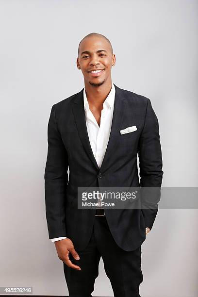 Actor Mehcad Brooks is photographed for Essencecom on February 1 2013 in Los Angeles California