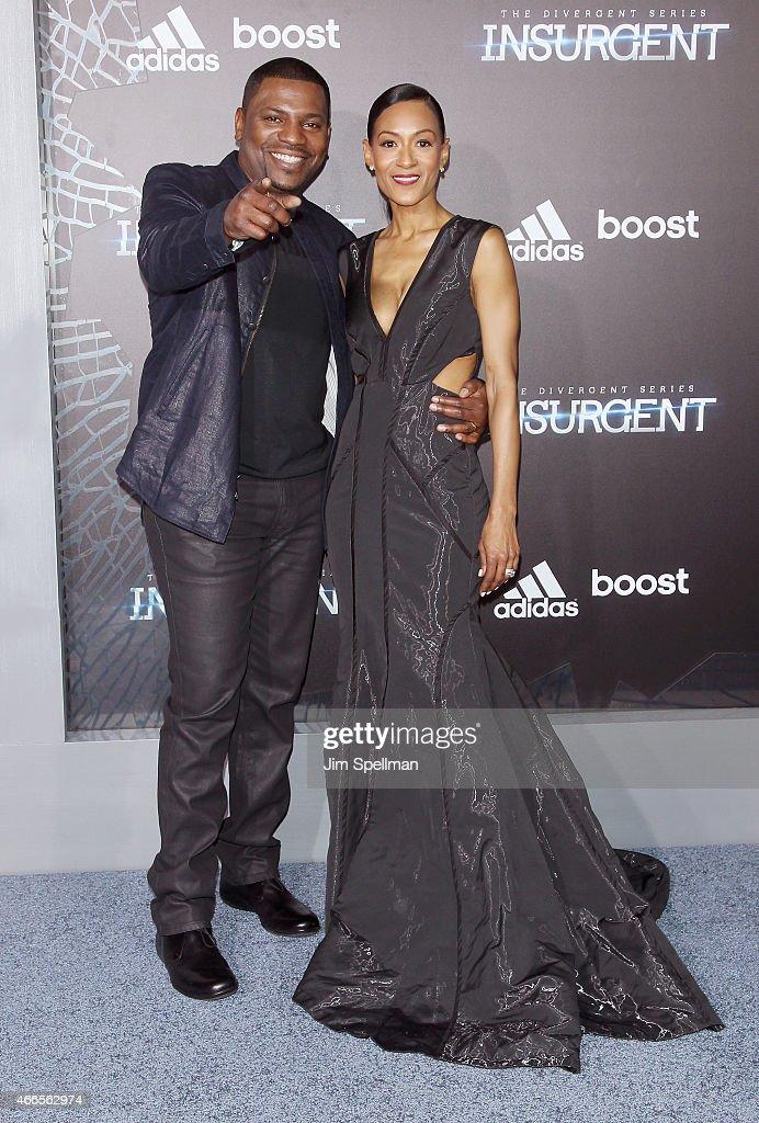 """The Divergent Series: Insurgent"" New York Premiere - Outside Arrivals"