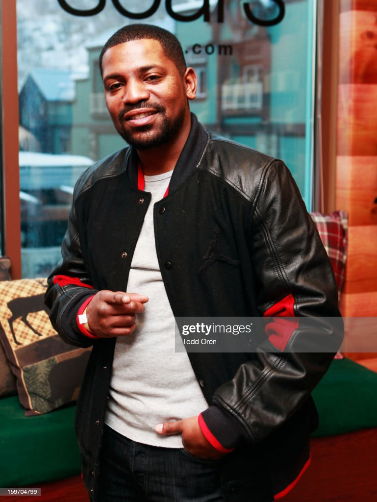 Actor Mekhi Phifer attends Sears Shop Your Way Digital Recharge Lounge on January 18, 2013 in Park City, Utah.