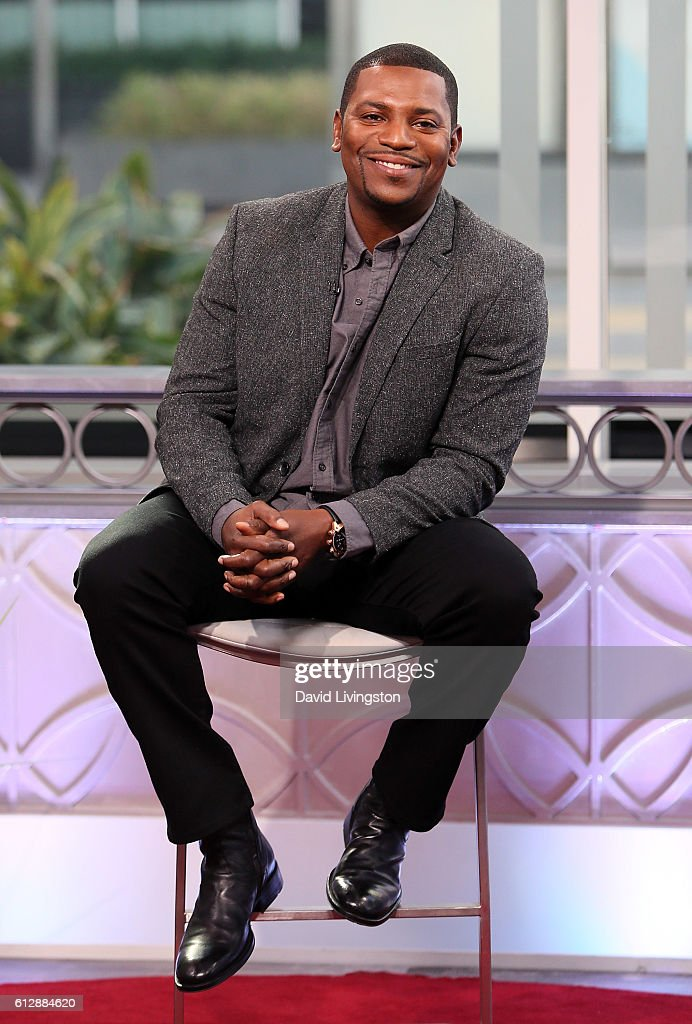 Mekhi Phifer And Angie Everhart Visit Hollywood Today Live