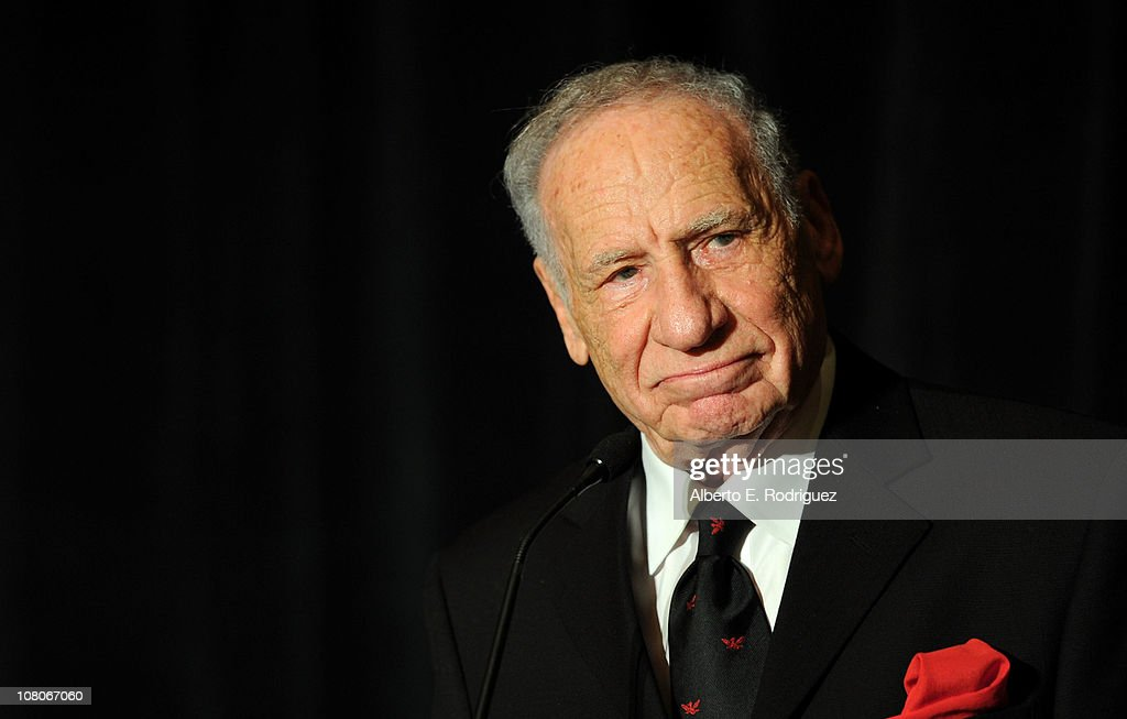 Mel Brooks was drafted into the military and served as a corporal in the United States Army during World War II.