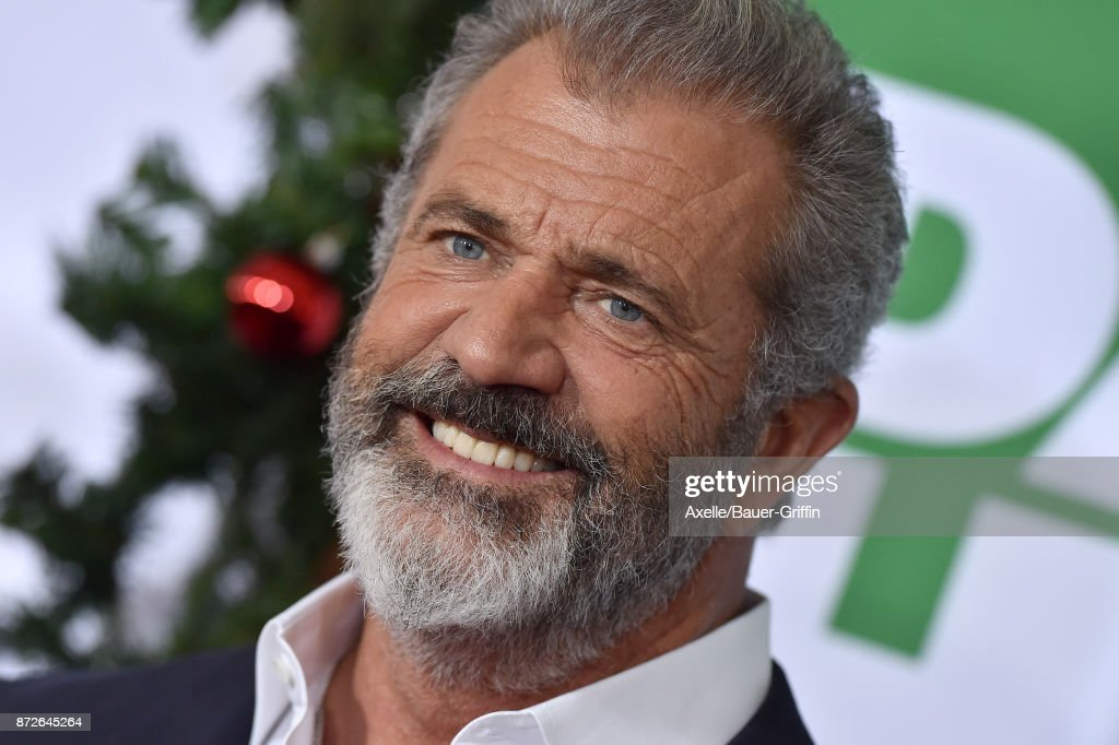 Actor Mel Gibson arrives at the premiere of Paramount Pictures' 'Daddy's Home 2' at Regency Village Theatre on November 5, 2017 in Westwood, California.