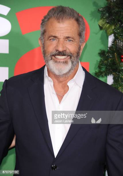 Actor Mel Gibson attends the premiere of Daddy's Home 2 at Regency Village Theatre on November 5 2017 in Westwood California