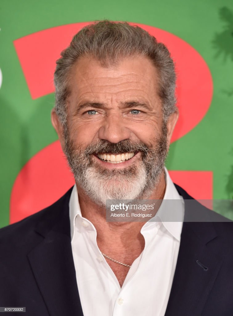 Actor Mel Gibson attends the premiere of Paramount Pictures' 'Daddy's Home 2' at The Regency Village Theatre on November 5, 2017 in Westwood, California.
