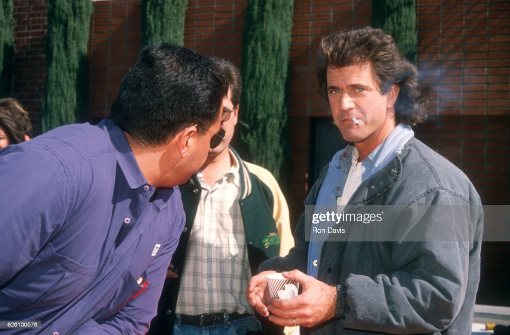 Lethal Weapon 3 : News Photo