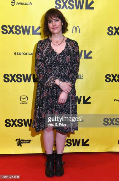 Actor Melanie Lynskey attends 'A Conversation with Melanie Lynskey' during 2017 SXSW Conference and Festivals at Austin Convention Center on March 11...