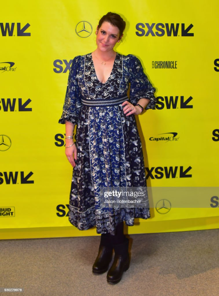 Actor Melanie Lynskey attends the premiere of 'SADIE' during SXSW at Stateside Theater on March 10, 2018 in Austin, Texas.