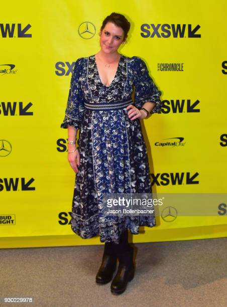 Actor Melanie Lynskey attends the premiere of 'SADIE' during SXSW at Stateside Theater on March 10 2018 in Austin Texas